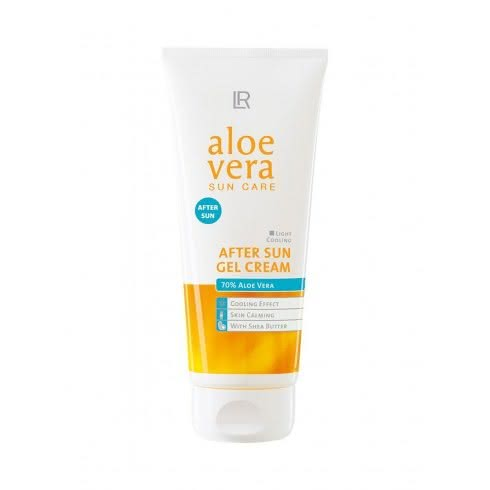 Aloe Vera After Sun Gel Creme