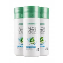 Aloe Vera Drinking Gel Active Freedom 3er Set